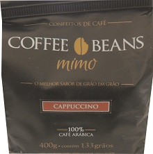 7896094807891 - COFFEE BEANS EM GRAOS CAPPUCCINO 400,0 G