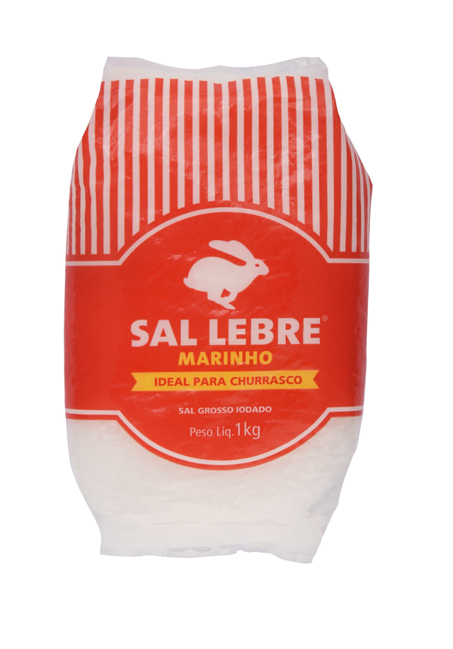 7896110100814 - SAL GROSSO LEBRE 1KG