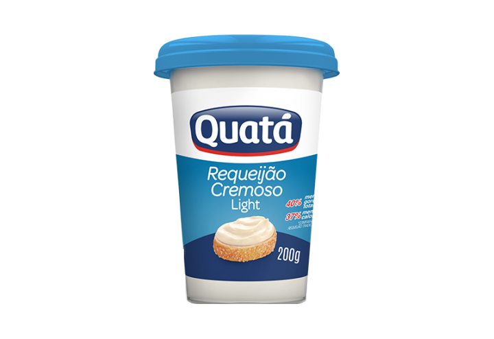 7896183220143 - PAS REQUEIJAO QUATA 200G CREMOSO LIGHT