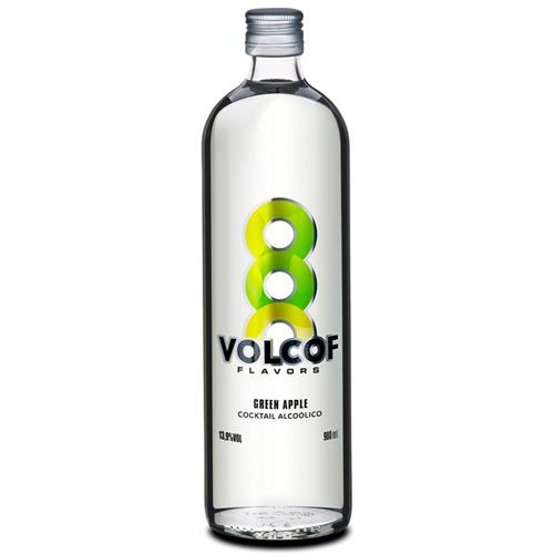 7896209602649 - VODKA GREEN APPLE VOLCOF
