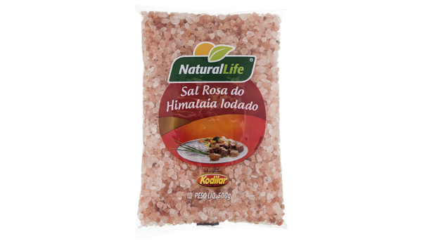 7896256042399 - SAL ROSA GROSSO HIMALAIA 500G