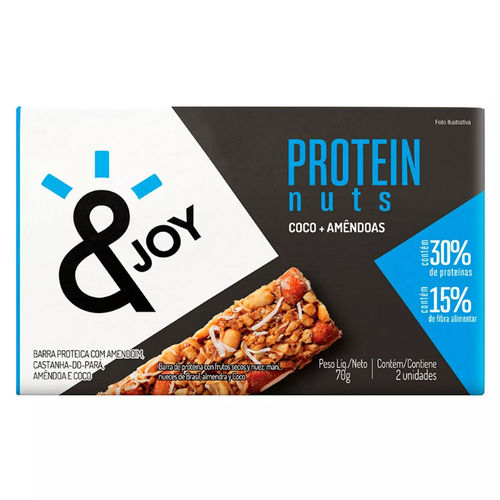 7896261403185 - MIXED NUTS PROTEIN 7OG COCO/AMENDOAS AGTAL