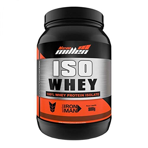 7896278908215 - ISO WHEY EXCELL 90 NEW MILLEN - CHOCOLATE