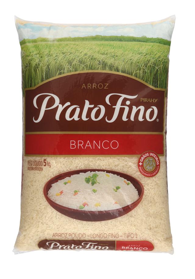 7896290300011 - ARROZ PRATO FINO BRANCO 5 KG