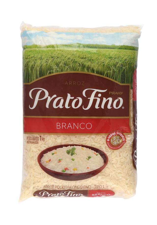 7896290300189 - ARROZ PRATO FINO BRANCO