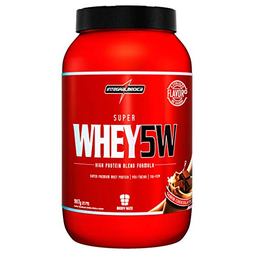7896311705931 - SUPER WHEY 5W 907G - CHOCOLATE