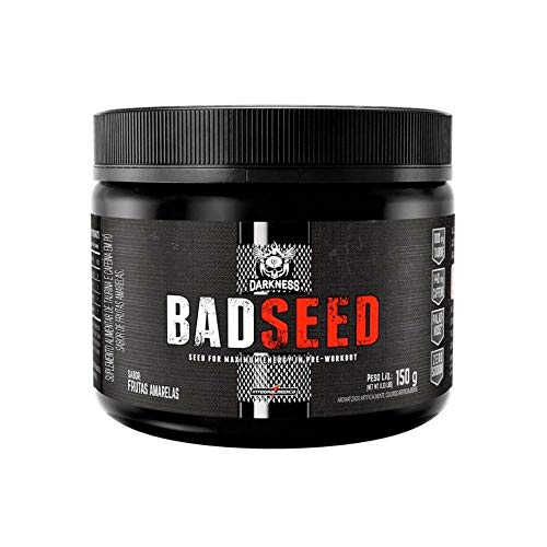 7896311768752 - BAD SEED 150G, DARKNESS
