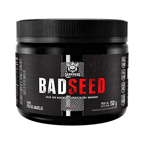 7896311768769 - BAD SEED 150G, DARKNESS