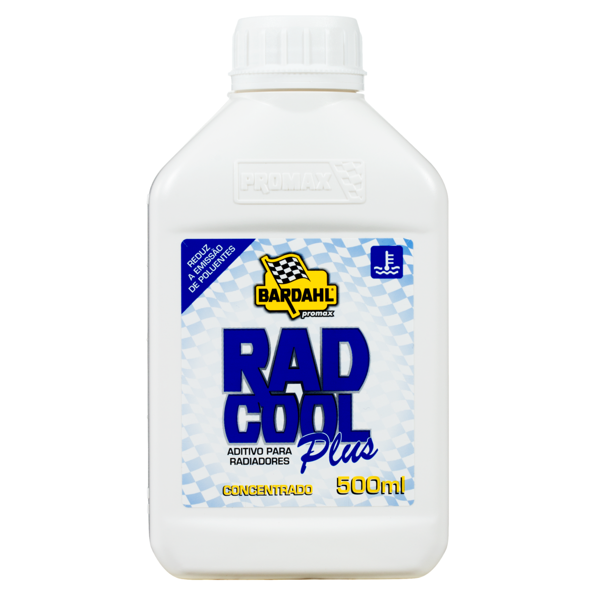 7896580700682 - ADITIVO PARA RADIADOR RAD COOL PLUS BARDAHL FRASCO 500ML