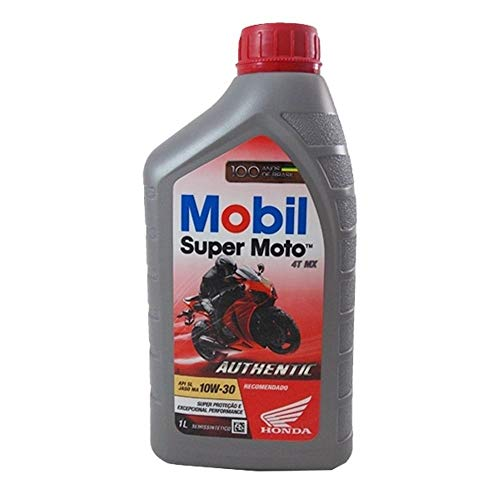 7896636544901 - MOBIL SUPER MOTO 4T SUTHENTIC 1L