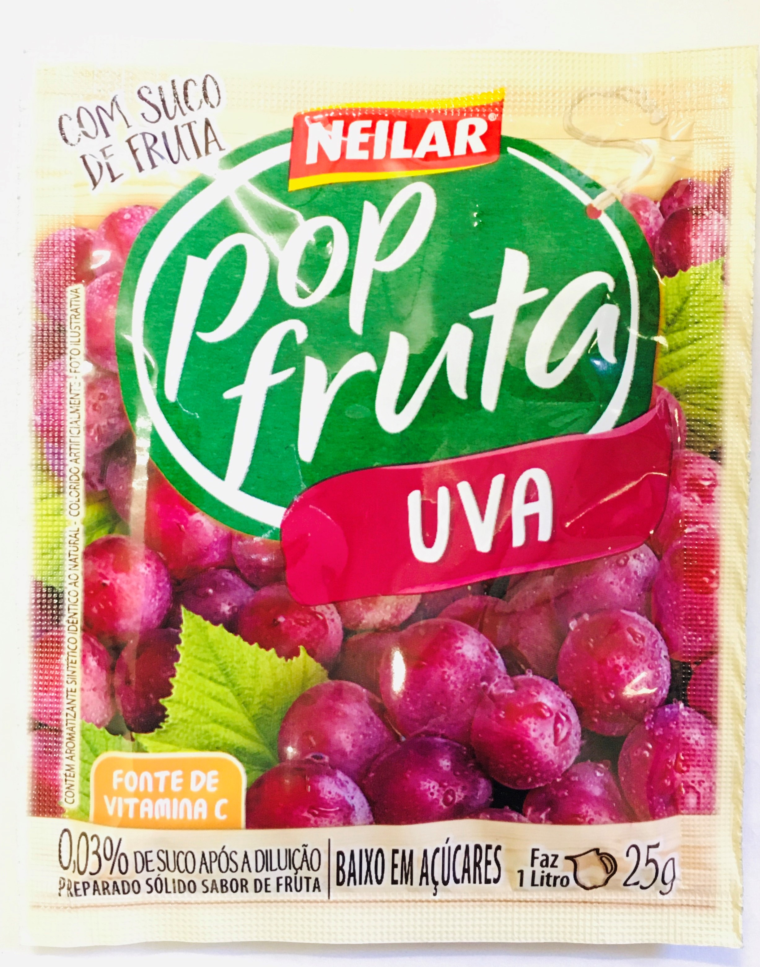 7896706300741 - REFRESCO PO POP UVA