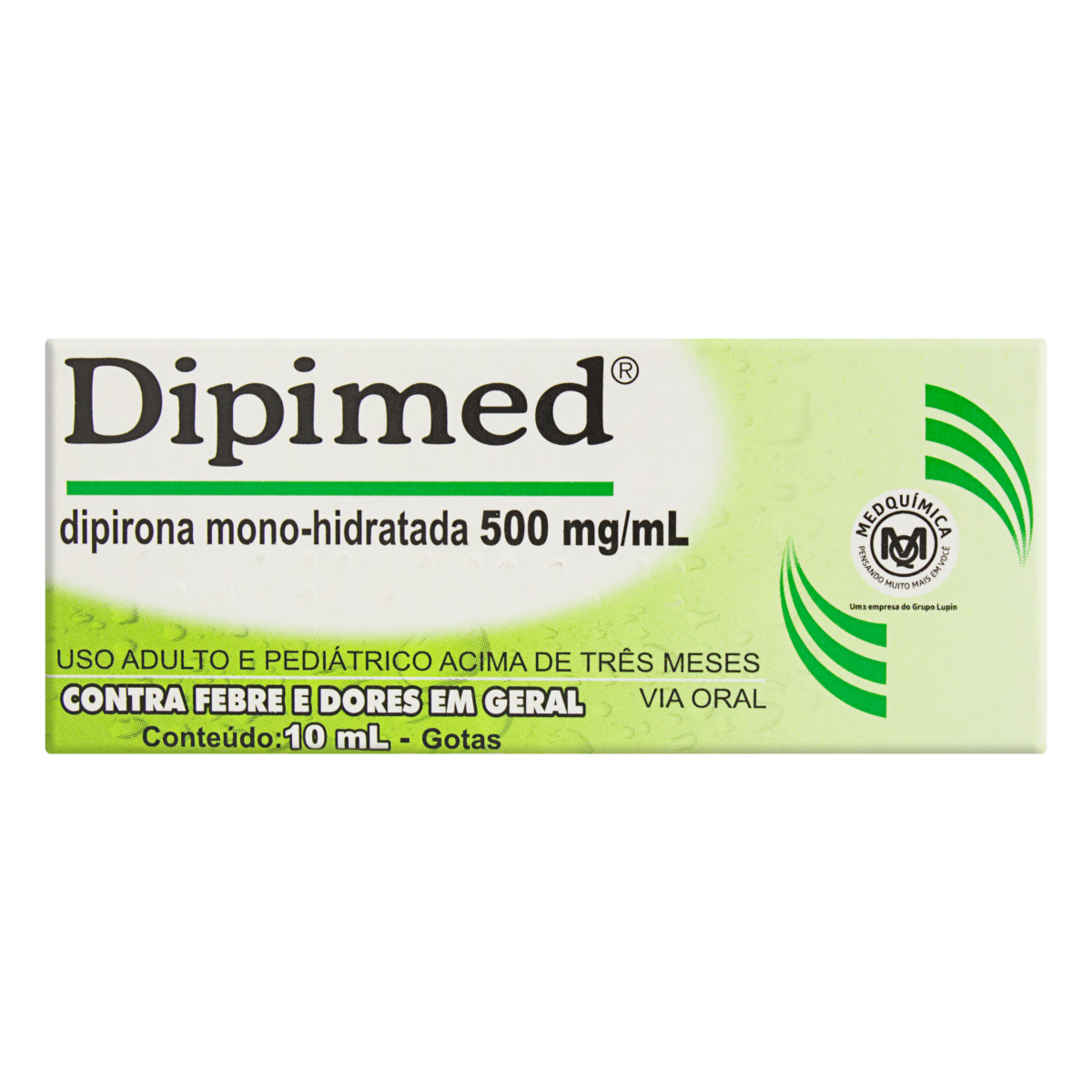 7896862940027 - DIPIMED 500 MG/ML GOTAS MEDQUÍMICA SIMILAR