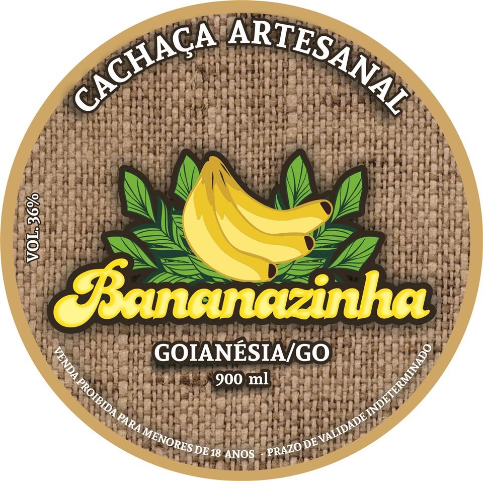 7897275153936 - BANANAZINHA CACHAÇA ARTESANAL