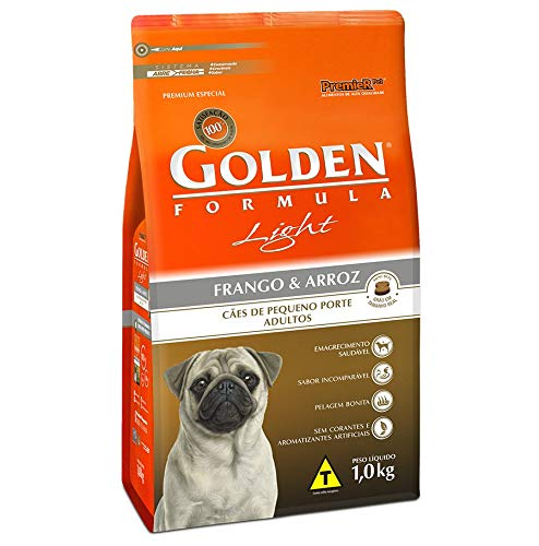 7897348203889 - PREMIER PET GOLDEN FÓRMULA LIGHT MINI BITS PACOTE 1 KG