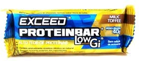 7897836696612 - EXCEED PROTEINBAR 40G EXCEED