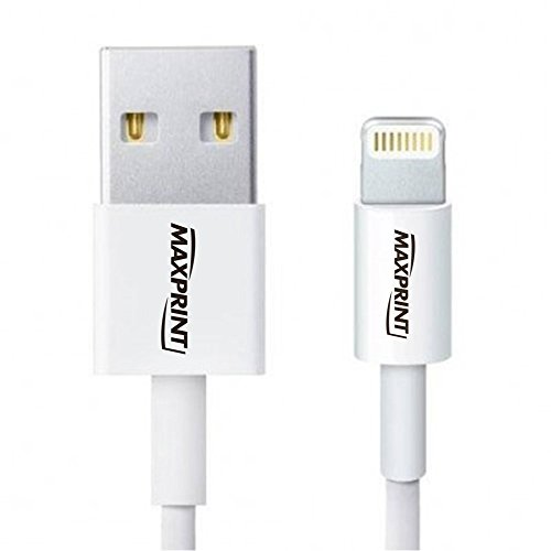 7897975063672 - CABO USB PARA APPLE 8 PIN 1 5M