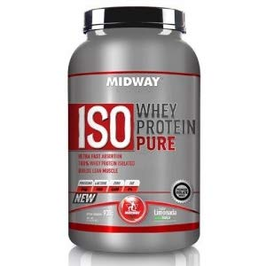 7898008493732 - MIDWAY ISO WHEY PROTEIN PURE 930GR LIMONADA SUICA