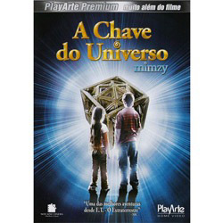 7898023242407 - DVD A CHAVE DO UNIVERSO