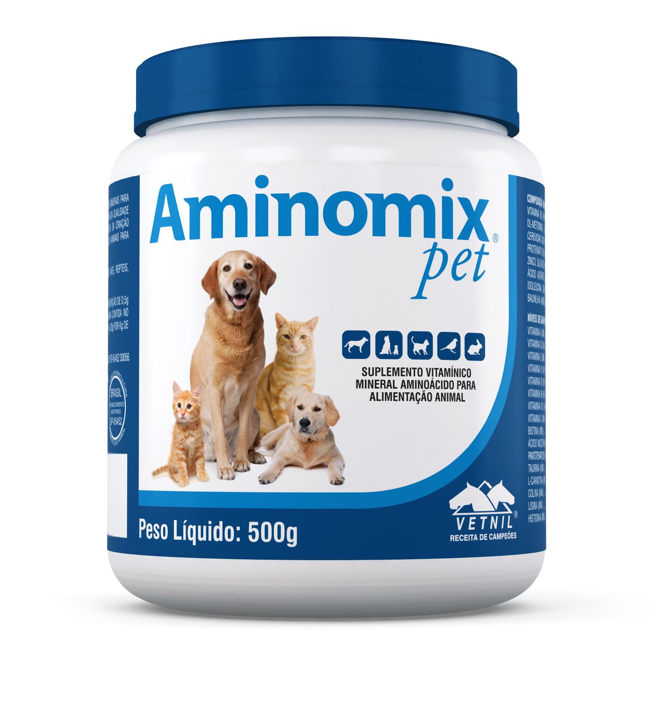 7898053580159 - AMINOMIX PET 500G