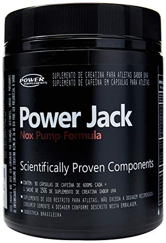 7898158496515 - POWER SUPPLEMENTS POWER JACK NOX PUMP FORMULA POTE PÓ