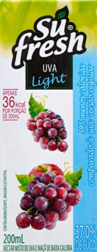 7898192031161 - SUCO SUFRESH LIGHT UVA TP