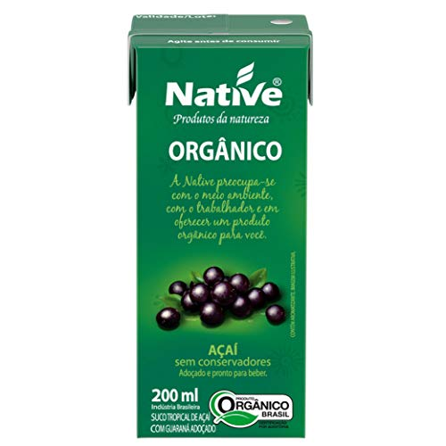 7898206501611 - SUCO NATIVE ORGANICA ACAI