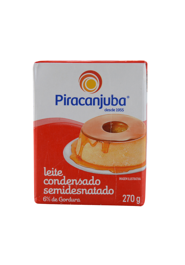 7898215152019 - LEITE CONDENSADO SEMIDESNATADO PIRACANJUBA 270G