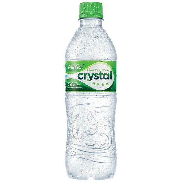 7898222290247 - 0000000412 - CRYSTAL C/GAS 500ML C12