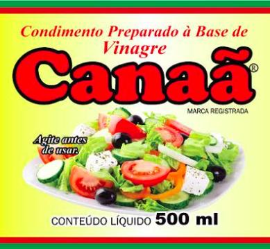 7898250850017 - VINAGRE CANAÃ