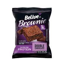 7898380411126 - BROWNIE DOUBLE CHOCOLATE S GLUTEN BELIVE 40G