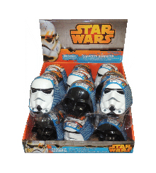 7898486486738 - DP. CAPACETE STAR WARS 10,0 G