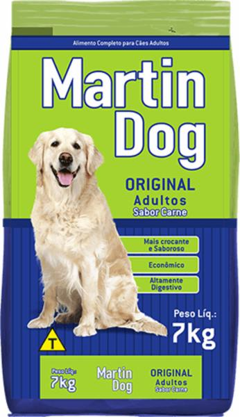 7898538751531 - RACAO MARTIN DOG ORIGINAL 7KG