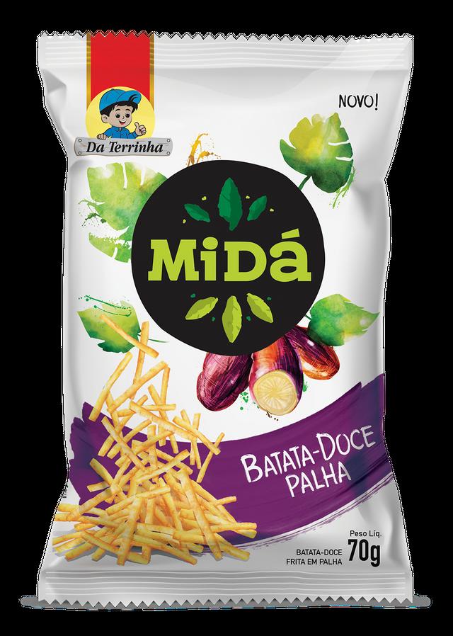 7898557010251 - BATATA DOCE PALHA MIDÁ 70G