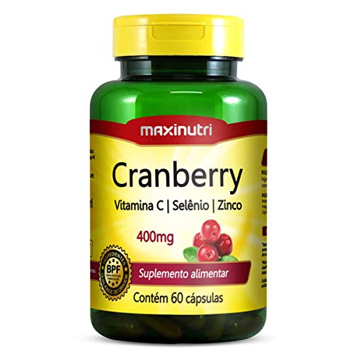 7898593050082 - CRANBERRY + VITAMINA C E ZINCO - ANTIOX