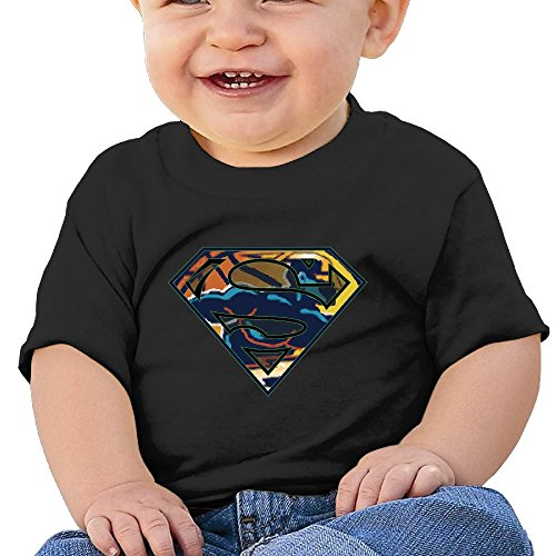 7898887687482 - ATOGGG INFANTS &TODDLERS BABY'S SUPER WARRIORS T SHIRTS FOR 6-24 MONTHS