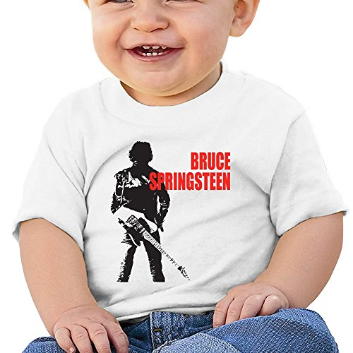 7898887690185 - ATOGGG INFANTS &TODDLERS BABY'S BRUCE SPRINGSTEEN T SHIRTS FOR 6-24 MONTHS