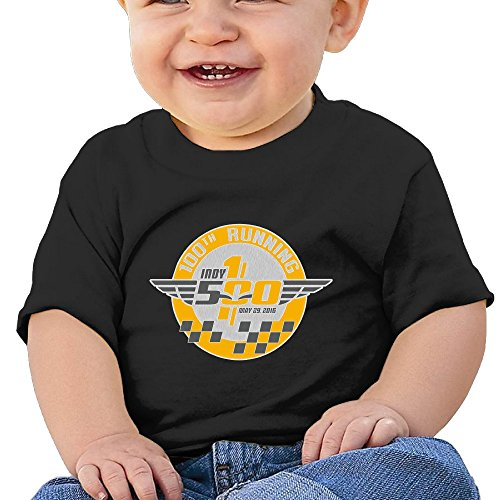 7898887694947 - ATOGGG INFANTS &TODDLERS BABY'S 2016 INDY 500 LOGO T SHIRTS FOR 6-24 MONTHS