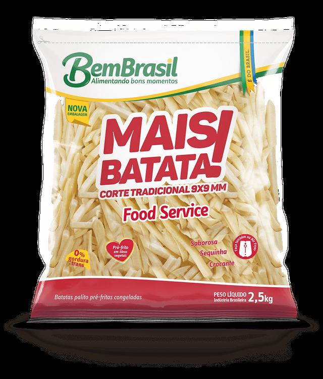 7898921567084 - MAIS BATATA BEM BRASIL 2,5KG