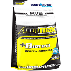 7898938208222 - ALBUMAX + BIOTINA REFIL - BODY NUTRY