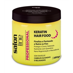 7898939082944 - SALON LINE NT HAIR FOOD POMADA