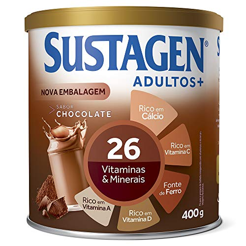 7898941911140 - SUSTAGEN CHOCOLATE DESC 10%