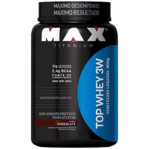 7898944774025 - TOP WHEY 3W MAX TITANIUM CHOCOLATE