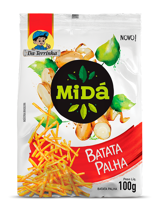 7898960982046 - BATATA PALHA MIDA TRADICIONAL 100G