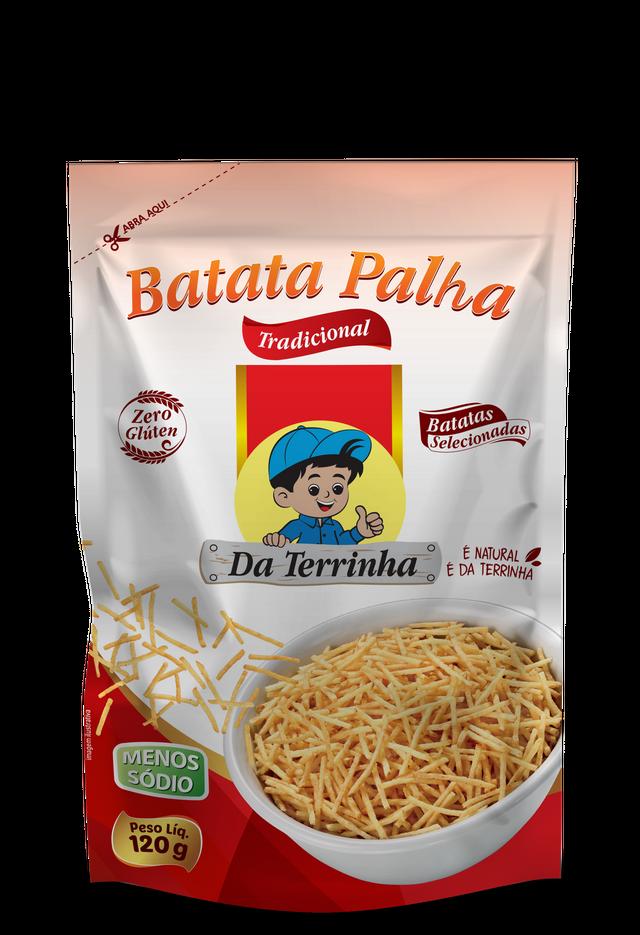 7898960982237 - BATATA PALHA DA TERRINHA TRADICIONAL 120G
