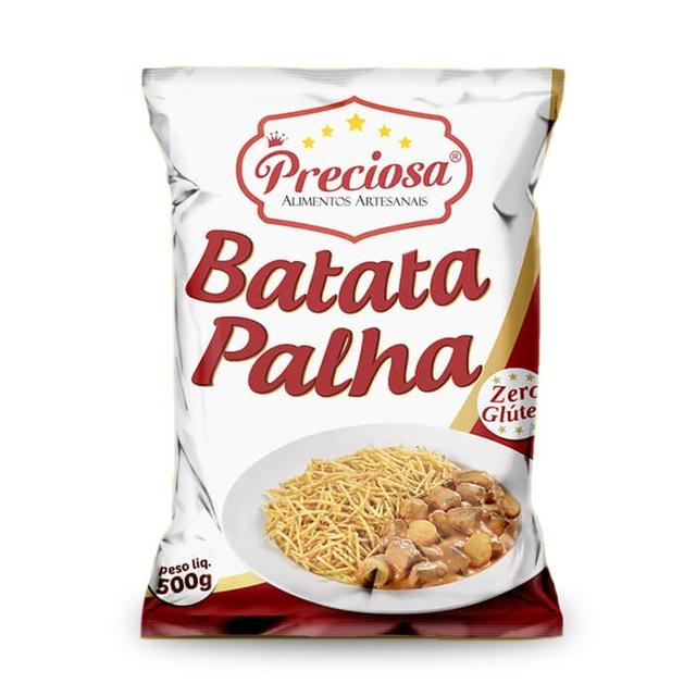 7898963886129 - BATATA PALHA PRECIOSA TRADICIONAL 500G