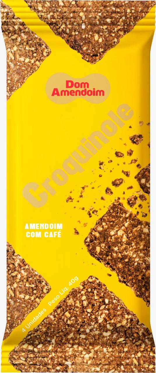 7898965777029 - CROQUINOLE DE AMENDOIM COM CAFÉ