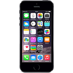 7899403343790 - CELULAR APPLE IPHONE 5 16GB PRETO
