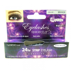 7899464801154 - COLA PARA CÍLIOS YOU CARE EYELASHES COR BRANCA 24 HS 7 G REF-YCG04S