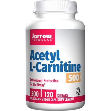 0790011150626 - ACETYL L-CARNITINE 500 MG,120 COUNT