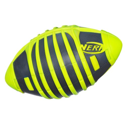 0792153990085 - NERF N-SPORTS WEATHER BLITZ ALL CONDITIONS FOOTBALL - GREEN